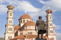 Православная церковь святого Георгия (Фото: Itinerant Lens, Shutterstock)