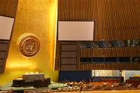 Палата Генеральной Ассамблеи ООН (Фото: steve estvanik, Shutterstock)