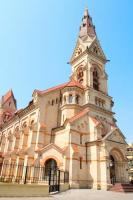 Лютеранская церковь святого Павла в Одессе, 1824 год (Фото: Mazzzur, Shutterstock)