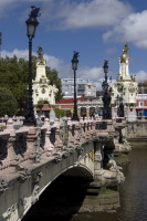 Мост Марии-Кристины (Фото: Alvaro German Vilela, www.shutterstock.com)