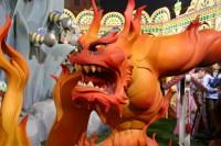 Главный праздник Валенсии – Фальяс (Фото: Sillycoke, Shutterstock)