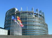 Здание Европейского парламента (Фото: AND Inc., www.shutterstock.com)