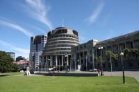 Здание Парламента в Веллингтоне (Фото: Tupungato, Shutterstock)