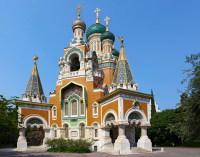 Православная церковь в Ницце (Фото: hornyak, www.shutterstock.com)