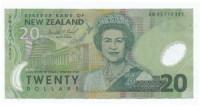 Изображение королевы на 20-тидолларовой банкноте (Фото: Jonathan Noden-Wilkinson, Shutterstock)