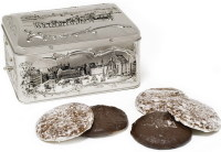 Традиционное лакомство и удачный сувенир – нюрнбергский пряник (Фото: Nicole Gordine, www.shutterstock.com)