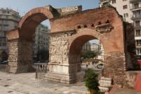 Триумфальная арка императора Галерия (Фото: vlas2000, www.shutterstock.com)