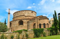 Ротонда святого Георгия (Фото: Nick Pavlakis, www.shutterstock.com)