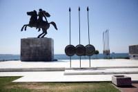 Статуя Александра Македонского  (Фото: Portokalis, www.shutterstock.com)