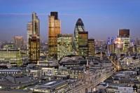 Сити-Центр Лондона (Фото: QQ7, www.shutterstock.com)