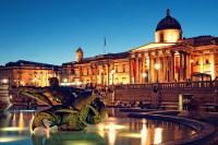 Лондонская национальная галерея (Фото: r.nagy, www.shutterstock.com)