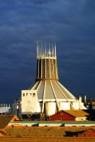 Ливерпульский католический собор (Фото: Ant Clausen, www.shutterstock.com)