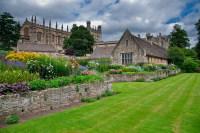 Университетский сад (Фото: Colin Ridgway-Cole, www.shutterstock.com)