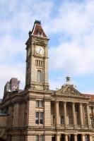 Часовая башня «Биг Брам»- ответ лондонскому «Биг Бену» (Фото: Tupungato, www.shutterstock.com)