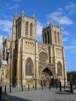 Бристольский собор (Фото: Nicholas Peter Gavin Davies, www.shutterstock.com)