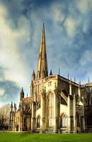 Церковь Сент-Мэри-Рэдклиф (Фото: Pixel Memoirs, www.shutterstock.com)