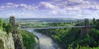 Клифтонский подвесной мост – шедевр инженерной мысли середины 19 века (Фото: willmetts, www.shutterstock.com)