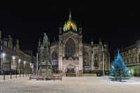 Собор Святого Джайлса (Фото: godrick, www.shutterstock.com)
