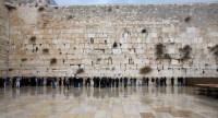 Стена плача – место паломничества евреев со всего мира (Фото: Mikhail Levit, Shutterstock)