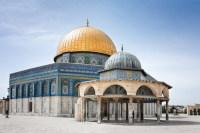 Мечеть Аль-Акса – главная исламская святыня (Фото: zebra0209, Shutterstock)
