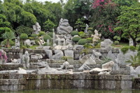 Парк древних камней (Фото: Spectr, www.shutterstock.com)
