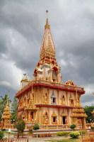 В городе много прекрасных храмов (Фото: stedah, www.shutterstock.com)
