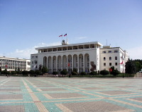 Здание правительства Дагестана (Фото: Abuubayda, ru.wikipedia.org)