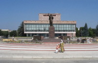 Монумент «Навеки с Россией» (Фото: ru.wikipedia.org)