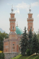 Суннитская «Мечеть Мухтарова» (Фото: own work, ru.wikipedia.org)