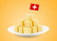 Одна из главных кулинарных достопримечательностей страны – знаменитый швейцарский сыр (Фото: jetsetmodels, Shutterstock)