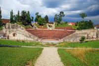 Амфитеатр римской колонии Аугуста Раурика близ Базеля (Фото: kor, Shutterstock)
