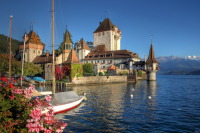 Замок в городе Тун (Фото: Lazar Mihai-Bogdan, Shutterstock)