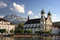 Люцерн богат достопримечательностями (Фото: wcpmedia, Shutterstock)