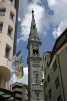 Колокольня кафедрального собора (Фото: Luca Grandinetti, Shutterstock)