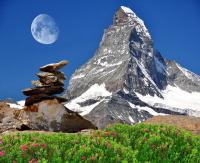 Из Церматта удобно совершать панорамные экскурсии (Фото: Vaclav Volrab, Shutterstock)