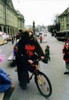 Медведь – главный символ карнавала