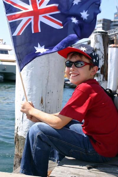 День Австралии — любимейший праздник австралийцев (Фото: Leah-Anne Thompson, Shutterstock)