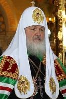 Патриарх Московский и всея Руси Кирилл (Фото: www.kremlin.ru)