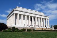Мемориал Линкольна в Вашингтоне (Фото: Anna M. Bremmer, Shutterstock)