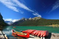 Парк Банф - старейший национальный парк Канады (Фото: LaiQuocAnh, Shutterstock)