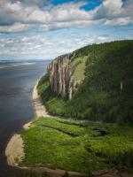 Сибирская река Лена (Фото: Tatiana Grozetskaya, Shutterstock)