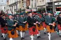 Традиционно в День святого Патрика устраиваются парады (Фото: Pres Panayotov, Shutterstock)