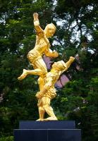 Муай Тай - национальный спорт Таиланда (Фото: WitthayaP, Shutterstock)
