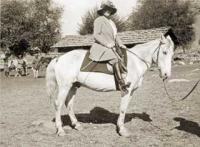 Елена Рерих во время Центрально-Азиатской экспедиции (Фото: ru.wikipedia.org)