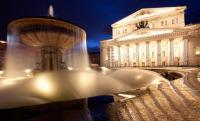 Большой театр в Москве (Фото: JuliaSha, Shutterstock)