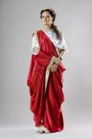 Девушки должны воплотить в себе идеал римской женской красоты... (Фото: Zadiraka, Shutterstock)