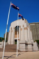 Мемориал воинов АНЗАК в Сиднее (Фото: rorem, Shutterstock)