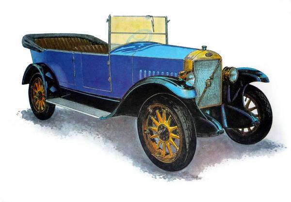 Подержанные легковые автомобили