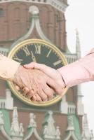 Одной из первых установила широкие связи Москва (Фото: Kuzma, Shutterstock)