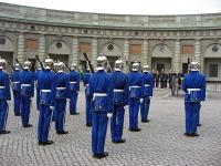 В этот день в центре города проводится военный парад (Фото: Willem Tims, Shutterstock)